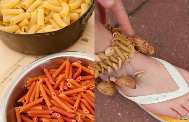 sleutelmoment pasta sieraad