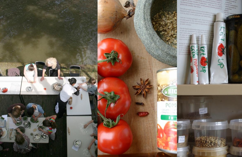 beeldgeschiedenis tomaat utrecht